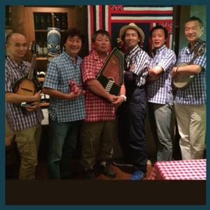 Palaka Ishihara Band