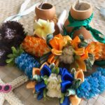 Hawaiian Ribbon Lei ALOHI