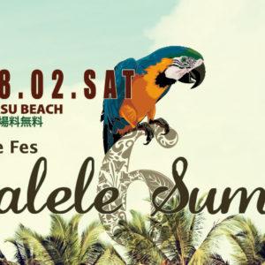 Hulalele Summer 6